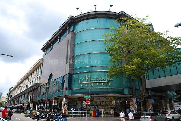 Thiên đường mua sắm Singapore