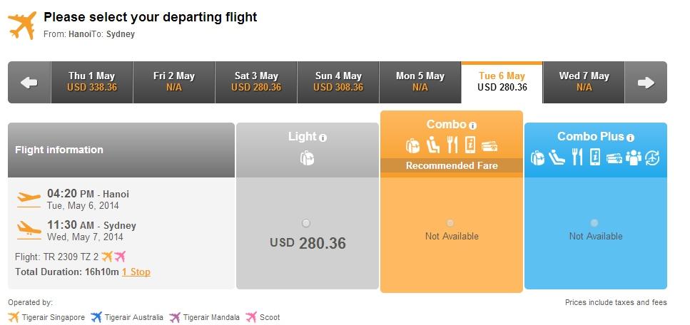 Air Asia đi Sydney