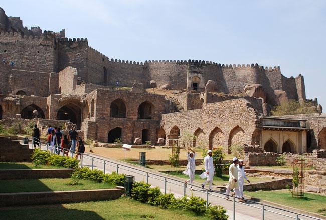 Pháo đài Golconda