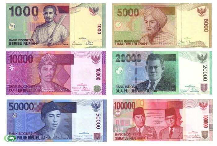 tiền tệ indonesia