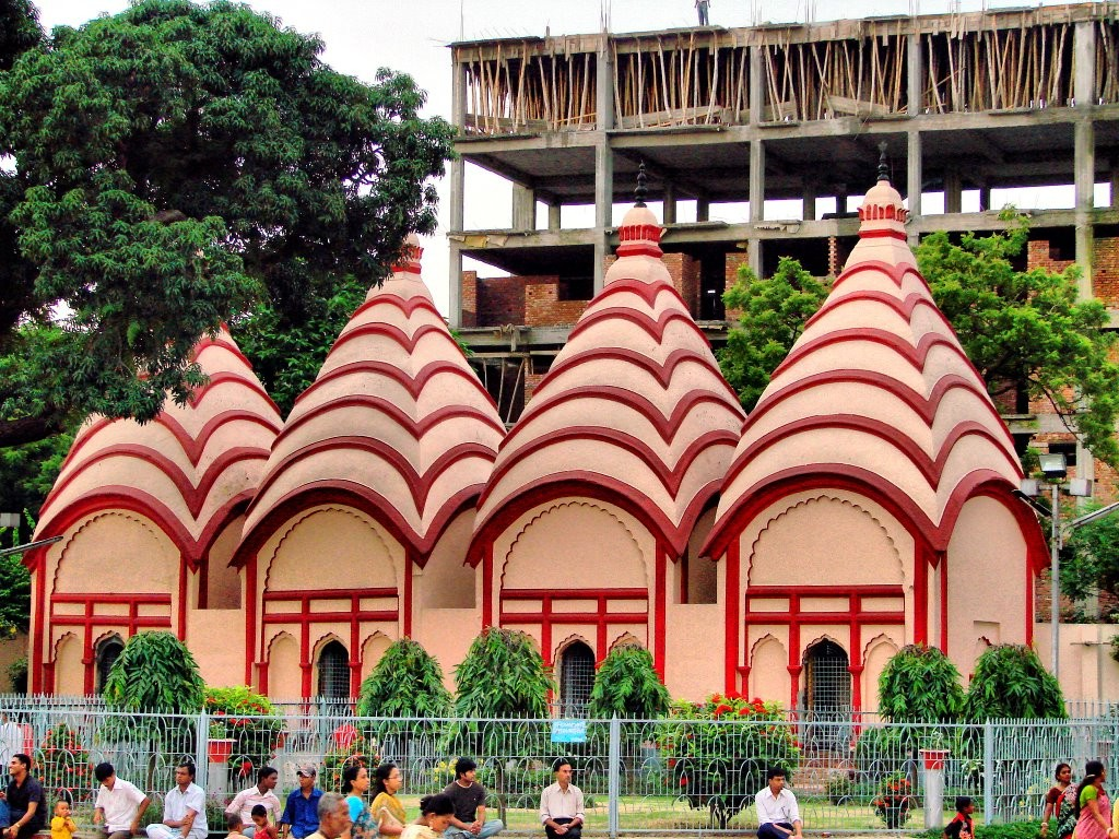 Hindu Dhakeshwari Temple