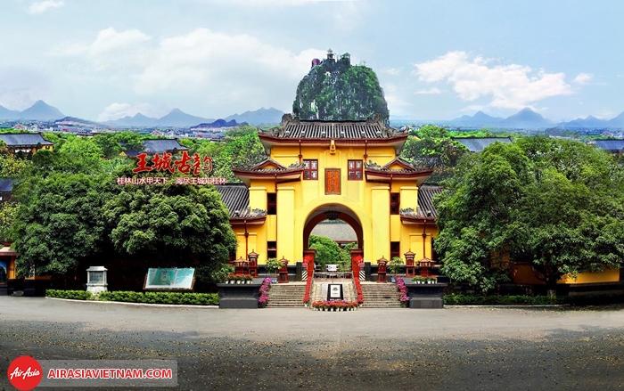 Tĩnh Giang Vương Thành