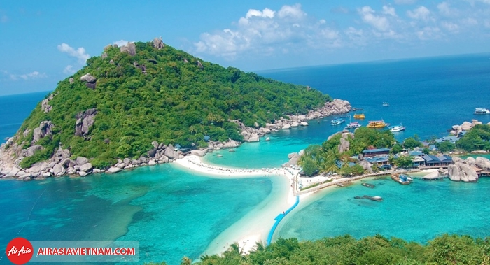 Đảo Koh Pha Ngan