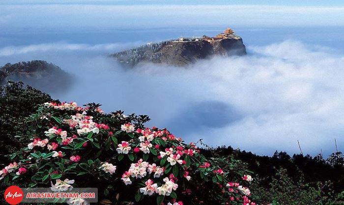Núi Nga Mi