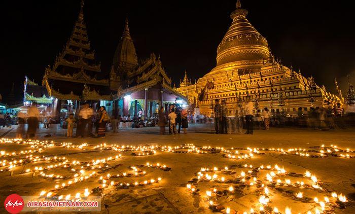 Lễ hội chùa Shwedagon