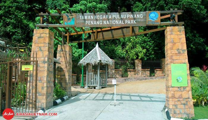 Công viên quốc gia Penang