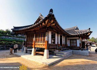 Khám phá Làng Hanok Bukchon