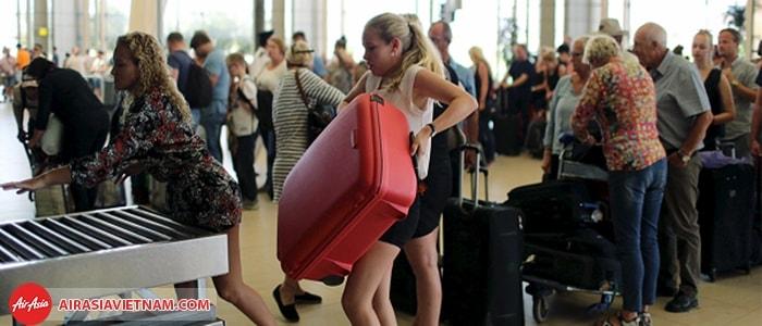 Quy định cụ thể về hành lý ký gửi