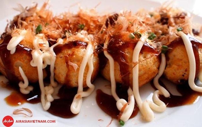 Món Takoyaki