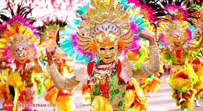 Lễ hội nụ cười MassKara, Bacolod: