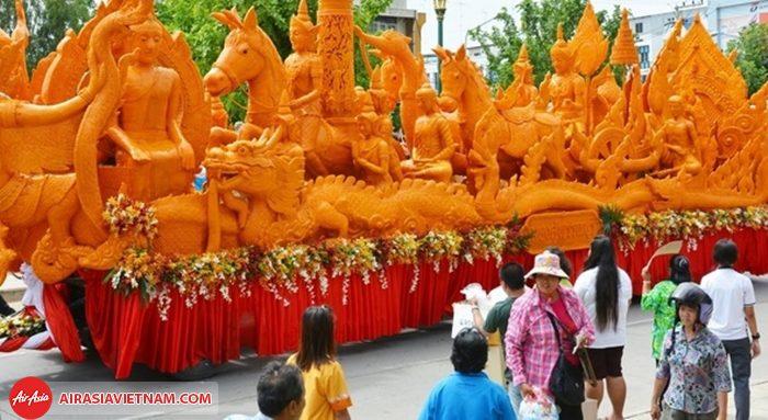 Thái Lan có nhiều lễ hội