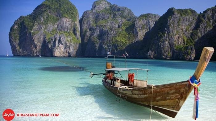 Khám phá hòn đảo Krabi