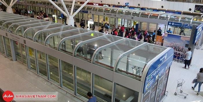 Sân bay quốc tế Kuala Lumpur có rất nhiều dịch vụ khác nhau