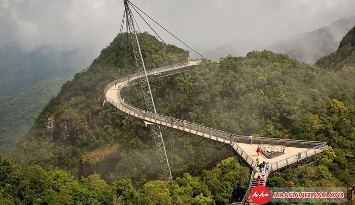 Cây cầu Langkawi Sky