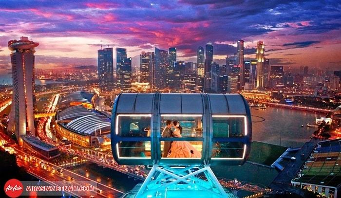Những trải nghiệm thú vị ở Singapore
