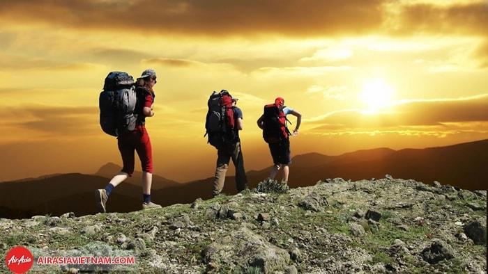 Chinh phục 3 ngọn núi nổi tiếng ở Philippines