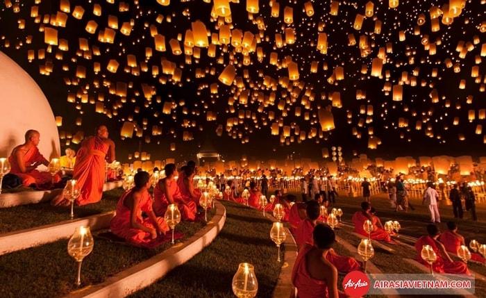 Lễ hội ánh sáng Diwali