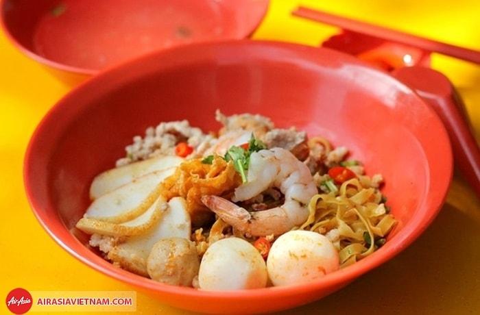 Những món ăn ngon của đất nước Singapore