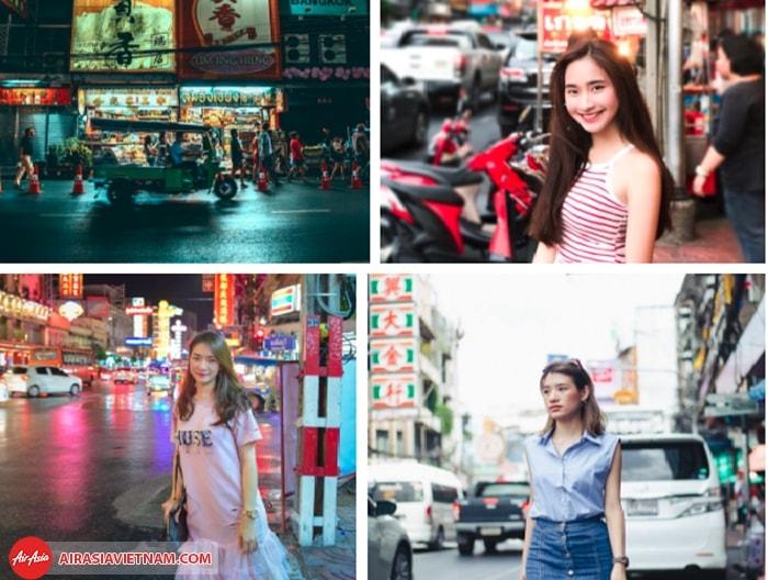 Những địa điểm chụp hình đẹp ở Bangkok