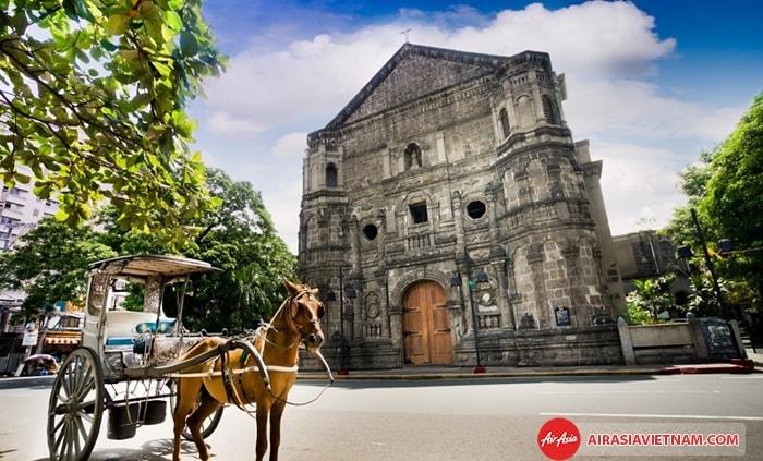 Du lịch Manila năm 2018
