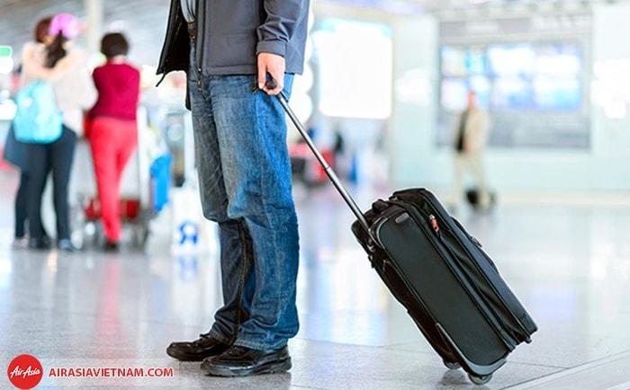 Lưu ý về quy định vận chuyển đồ vật trong hành lý ký gửi
