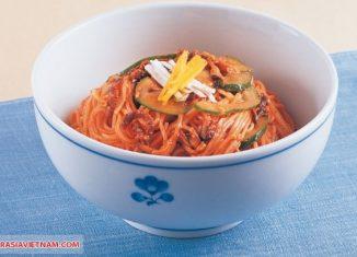 Những món mì nổi tiếng ở Hàn
