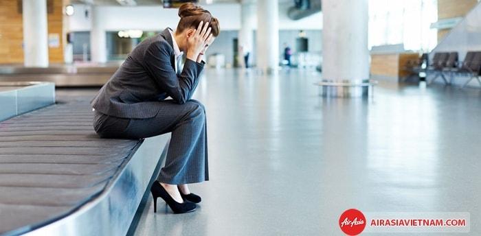 Quy định tìm hành lý thất lạc Air Asia