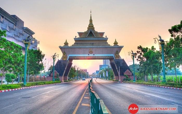 Khám phá thành phố Khon Kaen
