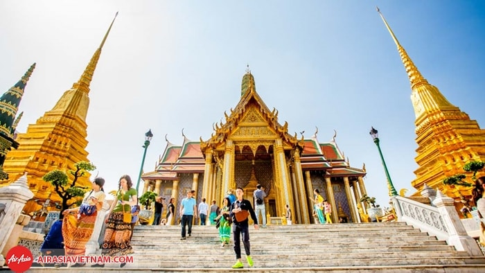 Du lịch Bangkok năm 2018