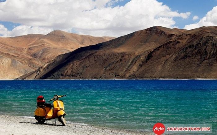 Khung cảnh thiên nhiên Ấn Độ đẹp hết nấc