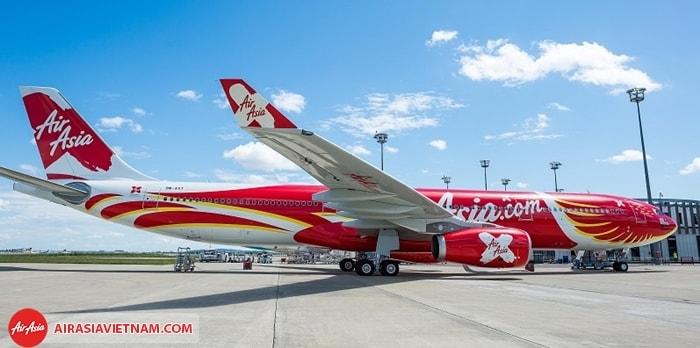 Dịch vụ nối chuyến của Air Asia
