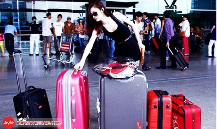 Lợi ích sử dụng dịch vụ Fly-Thru đối với hành lý