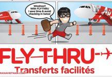 Tìm hiểu dịch vụ nối chuyến Fly-Thru