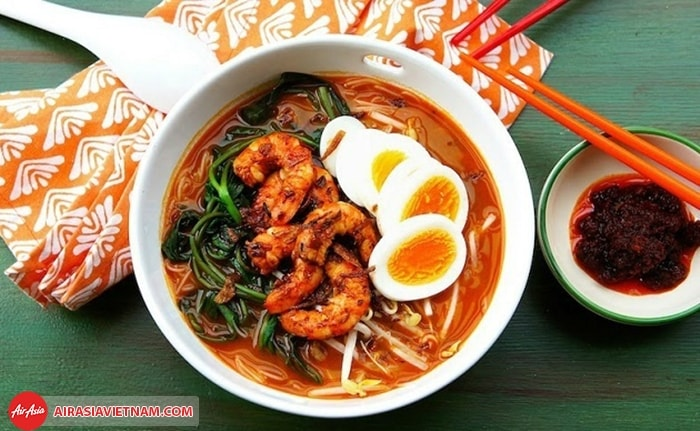 Nếm thử các món ngon ở Penang