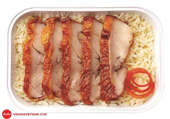 Cơm gà của chú Chin