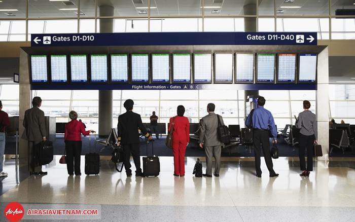 Tìm một chuyến bay khác thay thế