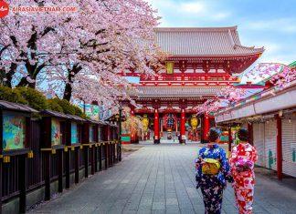 Vẻ đẹp truyền thống của Nhật Bản