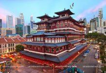 Chùa Phật Nha- Singapore