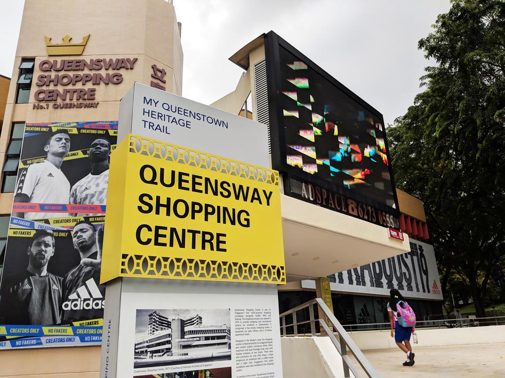Trung tâm thương mại Queensway Shopping Centre