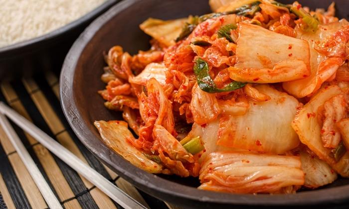 Kim Chi - món ngon Hàn Quốc truyền thống