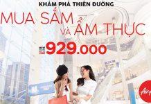 Săn vé máy bay khuyến mãi đi Thái Lan, Malaysia chỉ từ 929K