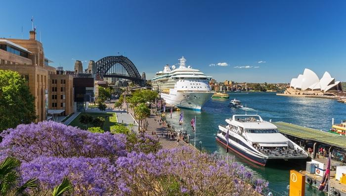 Khám phá vẻ đẹp nước Úc tháng 9